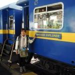 ペルーの豪華列車がほぼ「世界の車窓から」だった