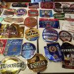 酒呑みの僕が1年世界一周しながらビールのラベルを集め続けたらこうなった