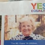 アイルランドで90歳のお婆ちゃんが教えてくれた「同性婚」へのシンプルな回答