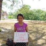 「夢」を聞かれたミャンマーの少女の回答にほっこり【夢を訪ねる旅】