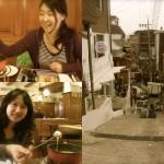 反日運動の中、スイスのホステルで出会った韓国人を訪ねた理由