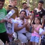 旅人が「シリア人難民キャンプ」に泊まって見たもの