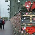 2トンの南京錠がかかるホーエンツォレルン橋で見た「愛のカタチ8つ」