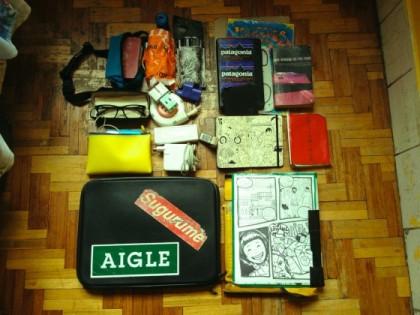 バックパッカーの持ち物まとめの画像22
