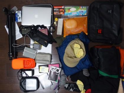 バックパッカーの持ち物まとめの画像8