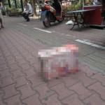 中国の路上で「恥ずかし過ぎる忘れ物」を見つけた話