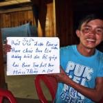 「あなたの夢は何ですか?」ベトナムで聞いたらこうなった