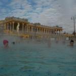 ヨーロッパ最大のセーチェーニ温泉に行ってきた(夫婦で)