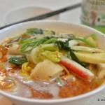 中国のひとり鍋「麻辣湯(マーラータン)」が骨身にしみる