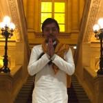 [パリの3つ星レストラン]日本人がインドの正装で挑むとこうなる