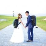 [新婚旅行で世界一周]旅を通じて少しづつ「夫婦」になりたい