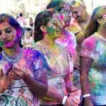 [ホーリー祭り・インド]知らずに参加したらヒドい目に遭った
