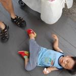 [子連れ海外]1歳児を連れて台湾に行ったらゴキブリ駆除の日だった…。