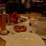 ドイツのミュンヘンでは朝食にビールがついてくる[ヴァイツェン]
