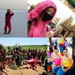 女忍者が世界一周する理由