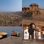 [南インド・ハンピ]巨岩だらけのマイナーな街が旅人を惹きつける理由