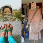 インドにも冬がある。防寒ファッション3つをマネしてみた
