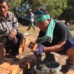 カンボジアで学校建設のボランティアをするとこんな1日を送ることになる