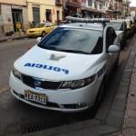 [南米・盗難]エクアドルでパトカーに乗った女の話