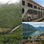 [ベオグラード→ポドゴリツァ]たまたま乗った鉄道が絶景ルートだった話