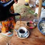 コーヒー発祥の地ではコーヒーに◯◯を入れる[エチオピア・カファ地方]