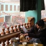 シルクロードで100年続くお茶屋さんでわたしが見たもの inカシュガル