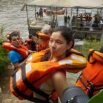[動画]世界最大のイグアスの滝では水中メガネが必要なことが判明