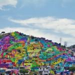 虹色のスラム街…!? メキシコのパルミタスで僕が見たもの