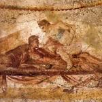 公認の売春宿があった!? 古代都市ポンペイで見た「生々しい」もの