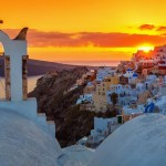 サントリーニ島の「世界一美しい夕日」を往復5万円で見にいく裏ワザ
