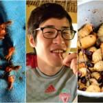 [アリ、バッタ、イモムシ]べネズエラの少数民族の村で食べた虫料理3選