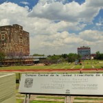 """世界遺産の大学!? メキシコ国立自治大学で""""世界最大級の壁画""""を見てきた"""
