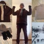 [旅の防寒対策]-20℃のロシアを乗り切ったコーディネートと反省