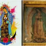 有名な手を合わせた聖母マリアの「元祖」を拝んできた[グアダルーペ寺院]