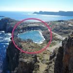 ハートの海が見える!ギリシャ・ロドス島の穴場「リンドスのアクロポリス」
