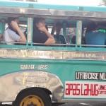 """[フィリピンでトライ]小型バス""""ジープニー""""の乗りこなし方"""