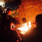 """[ウクライナの裏観光]リヴィウの""""火あぶりカフェ""""が危険すぎる"""
