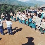 [子連れ海外旅行]ミャンマーの秘境村に息子を連れて行ったらこうなった