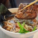 まさかのキエフに「麺屋武蔵」が!巨大チャーシューつきで365円の衝撃