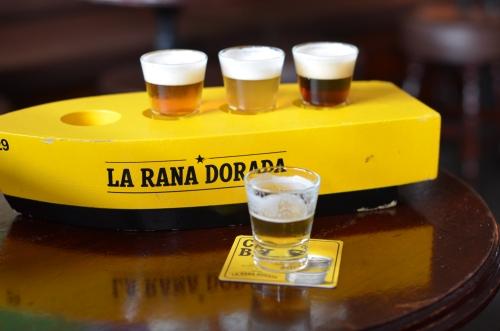 無料のクラフトビール試飲サービス