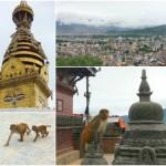 「猿寺」の異名を持つネパールの世界遺産、スワヤンブナートの実態