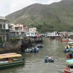 水上家屋にピンクイルカ…!香港の大澳でノスタルジー観光を満喫