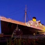 元豪華客船のテーマパーク…!ロサンゼルスのロングビーチに静態保存される「クイーンメリー号」の今