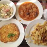 ウクライナでの外食はあえてチェーンレストランのプザタハタで