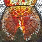 植物園なのに世界最大級のステンドグラスで有名なメキシコの「コスモビトラル」に行ってきた
