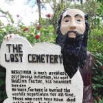 ネガティブ思考はバギオで埋葬!元気の出る墓地「Cemetery of Negativism」に行ってきた