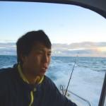 妻と僕とオーストラリアの職場のボス、一緒に海上遭難して、家族愛を思い出した