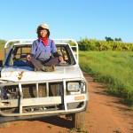 ごく普通の日本人妻が10ヶ月オーストラリアで農業したらこうなる