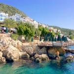 トルコに実在する「カス」という名の漁村に行ってきた