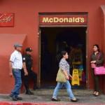 グアテマラの世界遺産の街に贅沢すぎるマクドナルドがあると聞き、行ってきた
